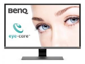 "BENQ 32"" LED EW3270U/ 3840x2160/ VA panel/ 12M:1/ 4ms/ HDMI/ DP/ repro/ metalická šedá 9H.LGVLA.TSE"