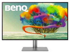 "BENQ 27"" LED PD2720U/ FF/ LBL/ IPS panel/ 3840x2160/ 20M:1/ 5ms/ 2x HDMI/ DP/ USB/ Thunderbolt 3/ repro/ Pivot/ černý 9H.LHKLA.TBE"