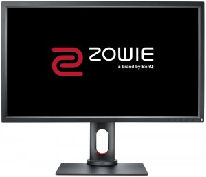 "ZOWIE by BenQ 27"" LED XL2731/ 1920x1080/ 12M:1/ 1ms/ DVI/ 2x HDMI/ DP/ 144Hz/ černý/ FF/ LBL 9H.LHRLB.QBE"