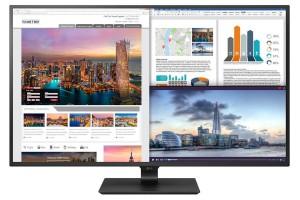 "LG IPS monitor 43UD79-B / 42,5"" / 3840x2160 / 16:9 / 350cd / 4xHDMI / DP / repro / USB-C / RS232 43UD79-B.AEU"