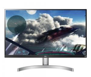 """LG monitor IPS 27UK600 27"""" / 4k / 3840x2160 / 350cd/m2 / 5M:1 / 5ms / 2x HDMI / 1x DP 27UK600-W.AEU"""