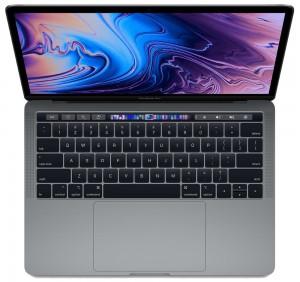 "Apple MacBook Pro 13"" Touch Bar/QC i5 2.3GHz/8GB/256GB SSD/Intel Iris Plus Graphics 655/Space Grey mr9q2cz/a"