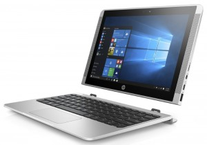 "HP X2 210 G2/ X5-Z8350/ 4GB DDR3L/ 64GB eMMC SSD/ Intel HD 400/ 10,1"" WXGA UWVA Touch/ WiFi /BT / W10P/ Stříbný 2TS62EA#BCM"