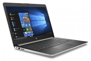 "HP 14-dg0001nc/ N4000/ 4GB DDR4/ 64GB eMMC/ Intel UHD 600/ 14"" HD SVA/ W10S/ stříbrný 4XX11EA#BCM"