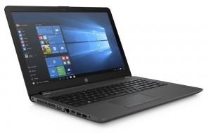 """HP 250 G6/ i3-7020U/ 8GB DDR4/ 256GB SSD/ Intel HD 620/ 15,6"""" FHD SVA/ DVD-RW/ W10H/ černý 5JL04ES#BCM"""