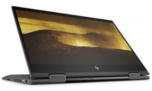 """HP Envy x360 15-cp0003nc/ Ryzen 7-2700U/ 8GB DDR4/ 128GB SSD + 1TB (7200)/ RX Vega 10/ 15,6"""" FHD IPS Touch/ W10H/ černý 4YC90EA#BCM"""