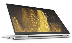 """HP EliteBook x360 1040 G5/ i7-8550U/ 16GB DDR4/ 256GB SSD/ Intel UHD 620/ 14"""" FHD IPS Touch/ W10P/ stříbrný 5DG06EA#BCM"""
