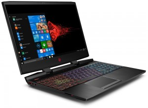 "HP Omen 15-dc1004nc/ i7-8750H/ 16GB DDR4/ 256GB SSD + 1TB (7200)/ RTX2070 8GB/ 15,6"" FHD IPS/ W10H/ černý 6CC08EA#BCM"