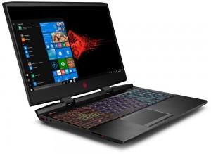 "HP Omen 15-dc1005nc/ i7-8750H/ 16GB DDR4/ 512GB SSD + 1TB (7200)/ RTX2070 8GB/ 15,6"" FHD IPS/ W10H/ černý 6CC43EA#BCM"