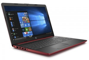 "HP 15-db1004nc/ Ryzen 3 3200U/ 4GB DDR4/ 256GB SSD/ Radeon RX Vega 3/ 15,6"" FHD SVA/ DVD-RW/ W10H/ Červený 6WL22EA#BCM"