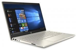 "HP Pavilion 14-ce2001nc/ i3-8145U/ 4GB DDR4/ 1TB (5400)/ Intel UHD 620/ 14"" FHD IPS/ W10H/ Zlatý 6WJ03EA#BCM"