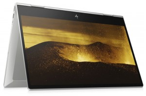 "HP ENVY x360 15-dr0002nc/ i5-8265U/ 8GB DDR4/ 512GB SSD/ MX250 4GB/ 15,6"" FHD IPS Touch/ W10H/ Stříbrný 6WE44EA#BCM"