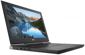 """DELL Inspiron 15 G5 (5587)/ i7-8750H/ 16GB/ 256GB SSD+1TB/ NV GTX 1060 6GB/ 15.6"""" FHD/ FPR/ W10/ černý/ 2YNBD on-site N-5587-N2-713K"""