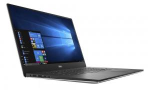 "DELL XPS 15 Touch (9570)/ i7-8750H/16GB/512GB SSD/ NV GTX 1050 Ti 4GB/ 15.6"" UHD dotyk/ FPR/ W10Pro/ stříbrný/ 3YNBD ons 9570-37130"