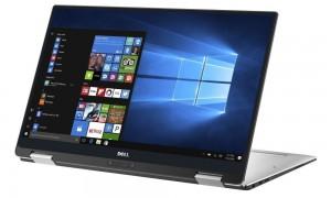 """DELL XPS 13 Touch (9365)/ i5-8200Y/ 8GB/ 256GB SSD/ 13.3"""" FHD dotykový/ FPR/ W10PRO/ stříbrný/ 3YNBD on-site 9365-41073"""