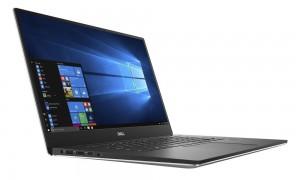 """DELL XPS 15 (9570)/i9-8950HK/16GB/512GB SSD/ NV GTX 1050 Ti 4GB/ 15.6"""" FHD / FPR/ W10/ stříbrný/ 2YNBD ons N-9570-N2-912S"""