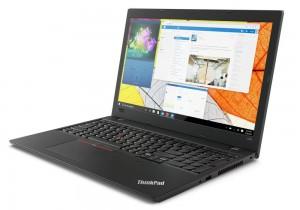 "Lenovo L580/ i5-8250U/ 8GB DDR4/ 256GB SSD/ Intel UHD 620/ 15"" FHD IPS AntiGlare/ W10P/ backlit kbd/ černý 20LW000VMC"