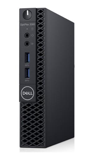 DELL OptiPlex 3060 Micro MFF/ i3-8100T/ 4GB/ 500GB/ Wifi/ W10Pro/ Micro MFF PC/ 3YNBD on-site 3060-3652