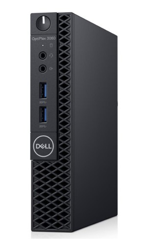 DELL OptiPlex 3060 Micro MFF/ i3-8100T/ 4GB/ 128GB SSD/ W10Pro/ Micro MFF PC/ 3YNBD on-site 3060-3645