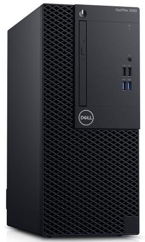 DELL OptiPlex 3060 MT/ i3-8100/ 4GB/ 256GB SSD/ DVDRW/ W10Pro/ 3YNBD on-site 3060-3215