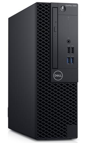 DELL OptiPlex 3060 SFF/ i3-8100/ 4GB/ 128GB SSD/ DVDRW/ W10Pro/ 3YNBD on-site 3060-3239