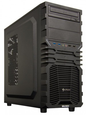 HAL3000 Enterprice Gamer / Intel i3-7100/ 8GB/ GT 1030/ 1TB/ bez OS PCHS2193