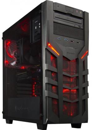 HAL3000 Optane Gamer / Intel i5-8400/ 8GB + 16GB Optane/ GTX 1060/ 240GB SSD + 2TB/ DVD/ W10 PCHS2238