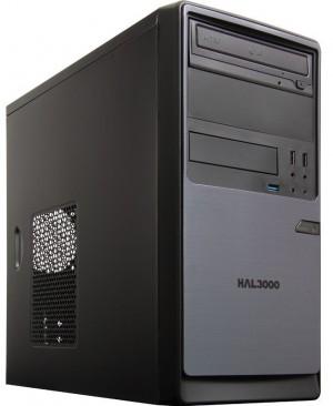 HAL3000 ProWork IV SSD W10 Pro / Intel i3-8100/ 4GB/ 240GB/ DVD/ W10 Pro PCHS2268