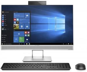 """HP EliteOne 800 G4 AiO/ i7-8700/ 8GB DDR4/ 256GB SSD/ Intel UHD 630/ 23,8"""" FHD IPS Touch/DVD-RW/ W10P+wless kbd,myš 4KX11EA#BCM"""