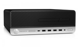 HP ProDesk 600 G3 SFF/ i3-7100/ 4GB DDR4/ 500 GB/ Intel HD 630/ DVD-RW/ W10P/ 3yw 1HK34EA#BCM