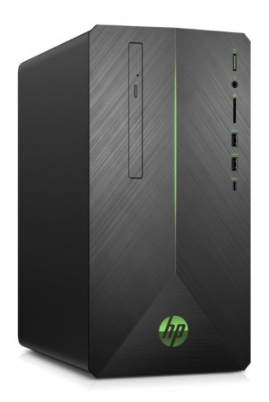 HP Pavilion Gaming 690-0006nc/ i7-8700/ 16GB DDR4/ 256GB SSD+1TB (7200)/ GeForce GTX 1050 2GB/DVD-RW/ W10H + kbd a myš 4MG95EA#BCM