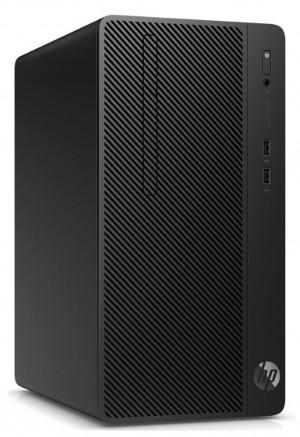 HP 290 G2 MT/ i3-8100/ 4GB DDR4/ 500GB (7200)/ Intel UHD 630/ DVD-RW/ W10P+usb klávesnice a myš 3VA91EA#BCM