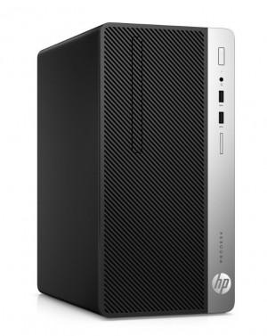 HP ProDesk 400 G5 MT/ i7-8700/ 8GB DDR4/ 256GB SSD/ Radeon R7 430 2GB/ DVD-RW/ W10P+usb klávesnice a myš 4NU49EA#BCM