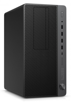 HP EliteDesk 705 G4 MT/ Ryzen 5 Pro 2600/ 16GB DDR4-2666/ 256GB SSD/ GeForce GTX 1060 3GB/ DVD-RW/W10P/ 3yw + kbd,myš 5JA14EA#BCM
