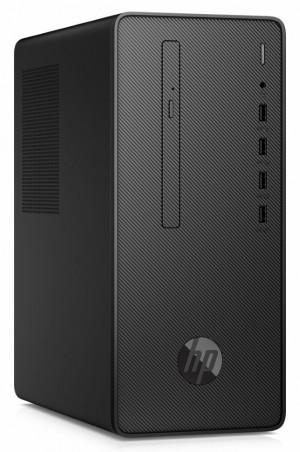 HP Pro A G2/ Ryzen 5 Pro 2400G/ 4GB DDR4/ 1TB (7200)/ Radeon RX Vega 11/ DVD-RW/ W10P/ černý 5QL45EA#BCM