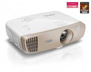 BenQ W2000w 1080P Full HD/ DLP/ Wireless Full HD Kit/ 2000 ANSI/ 15000:1/ HDMI/ MHL 9H.Y1J77.18G