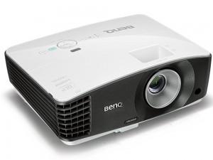 BenQ MU706 DLP projektor/ WUXGA/ 4000 ANSI/ 20000:1/ VGA/ HDMI/ MHL 9H.JG377.13E