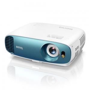 BenQ TK800 4K UHD/ DLP projektor/ 3000ANSI/ 10.000:1/ VGA/ 2x HDMI 9H.JJE77.13E