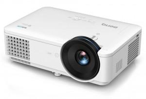BenQ LH720 1080P Full HD/ DLP projektor/ Laser/ 4000ANSI/ 100.000:1/ VGA/ HDMI/ MHL/ LAN 9H.JJH77.33E