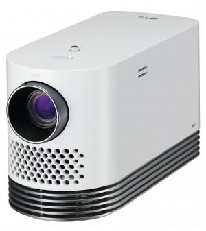 LG mobilní mini projektor HF80JG / FHD / 2000ANSI / LED / HDMI / USB / S/PDIF HF80JG.AEU