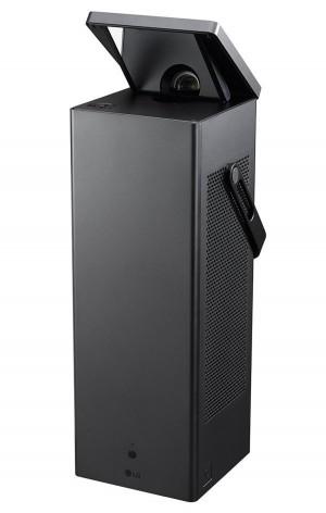 LG projektor HU80KG / 4K UHD / 2500ANSI / Laser / 16:9 / černý HU80KG.AEU