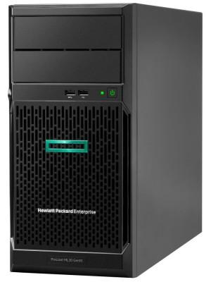 HPE PL ML30 G10 E-2124 (3.3G/4C/8M/2666) 16G S100i 4LFF HP M2 350Wnr iLo P06785-425
