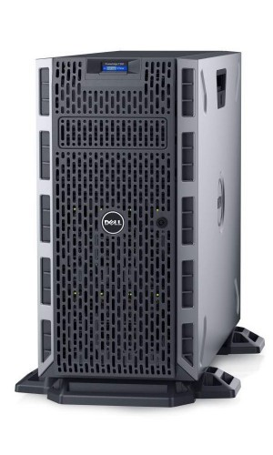 DELL PowerEdge T330/ Xeon E3-1230 v6/ 16GB/ 4x 300GB SAS 10k/ DVDRW/ H730/ iDRAC 8 Enterprise/ 2x 495W/ 3YNBD on-site S17-T330-002