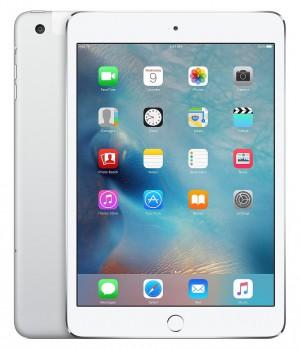 Apple iPad mini 4 Wi-Fi Cell 128GB Silver MK772FD/A