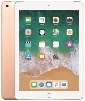 """Apple iPad Wi-Fi + Cellular  9,7""""/ 128GB/ Gold mrm22fd/a"""
