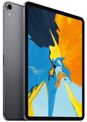 Apple iPad Pro 11''Wi-Fi + Cellular 256GB - Space Grey mu102fd/a