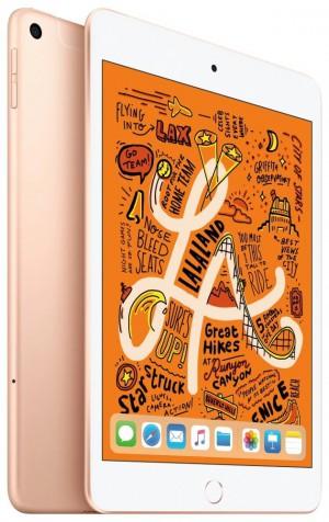 Apple iPad mini Wi-Fi + Cellular 64GB - Gold mux72fd/a