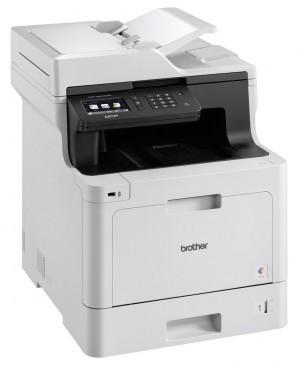 BROTHER laser DCP-L8410CDW / A4 / 2400x600 dpi / tisk / sken / kopírování / duplex / USB / Wi-Fi / LAN DCPL8410CDWYJ1