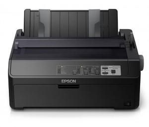 EPSON jehličková  FX-890II - A4/ 2x9pins/ 612zn/ 1+6kopií/ LPT/ USB C11CF37401