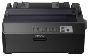 EPSON LQ-590II, A4, 24 jhl., 550zn/s, USB2.0,LPT C11CF39401